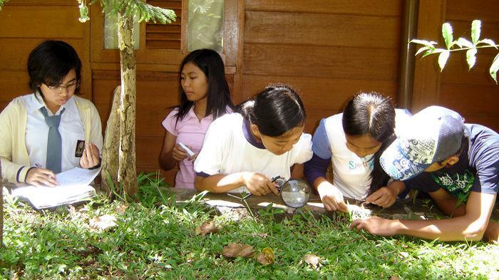 Fauna Club Wadah Generasi Muda untuk Peduli Satwa