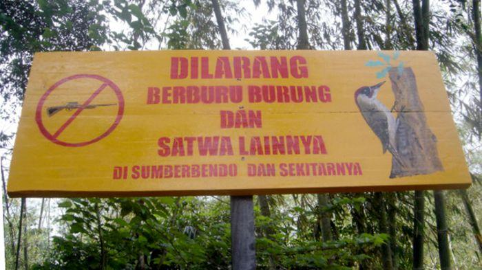 Promotion of Village&#039;s Wildlife Hunting Ban