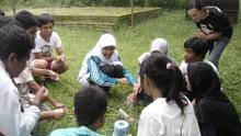 Edukasi dan Outbound SMA 5 Malang