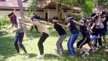 Fun Outbound Mahasiswa FE UB