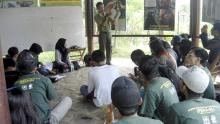Training on Wildlife and Nature COnservation 2012