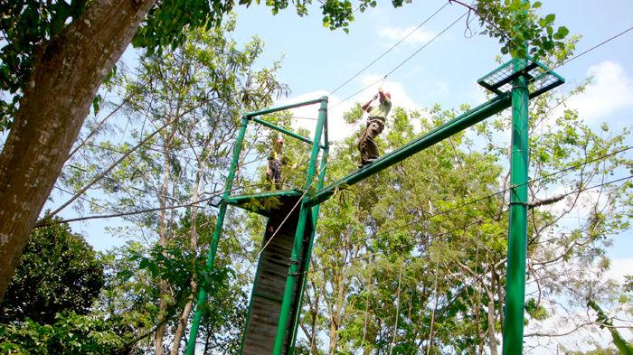 High Rope Games and Adventures