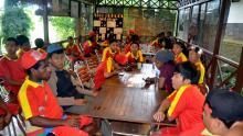 Outing SMP Kuala Kencana, Timika, Papua